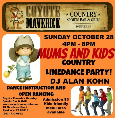 Coyote Maverick Mums and Kids Linedance