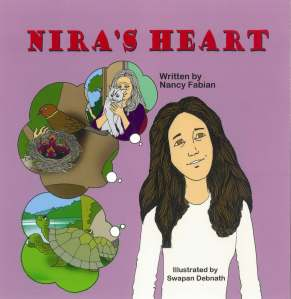 Nira's Heart - a children's picture book for readers 10 & up